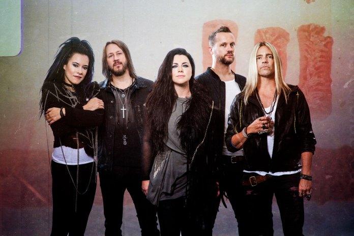 Evanescence en Knotfest México