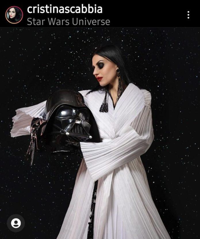 Cristina Scabbia Star Wars
