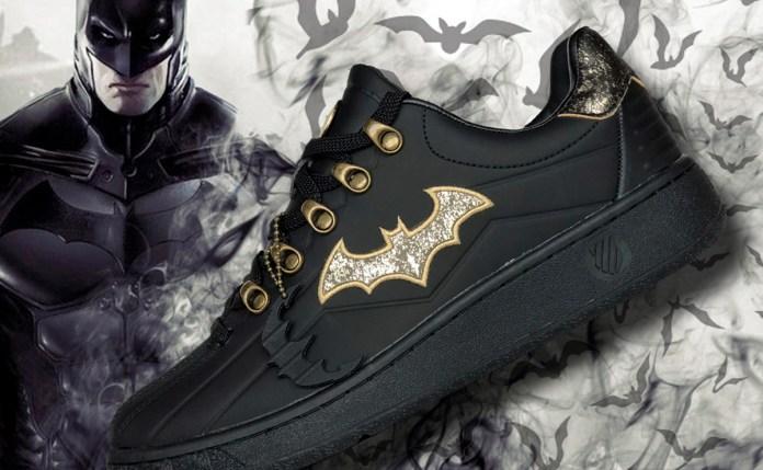 kswiss batman