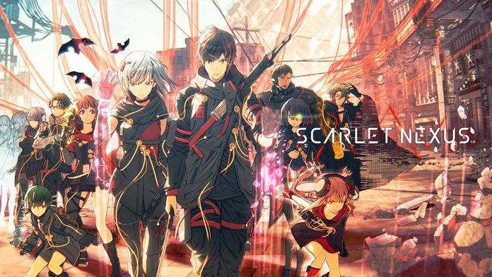 Scarlet Nexus - Review PS4