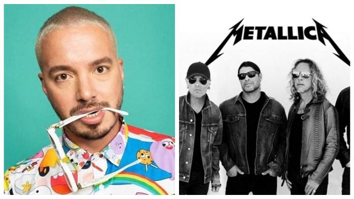 J Balvin - Metallica