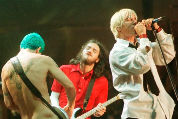Red Hoct Chili Peppers en Woodstock 99