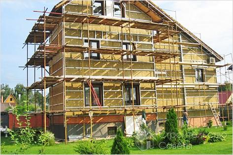 Монтаж строительных лесов по всей Польше (Гданьск)