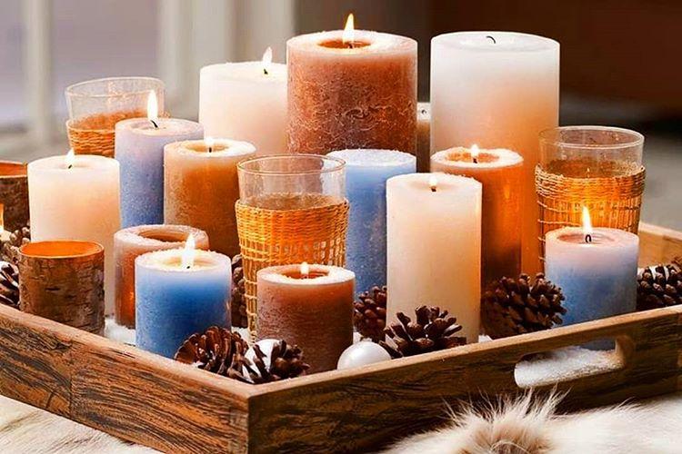 Производство декоративных свечей в г. Stargard (Щецин)
