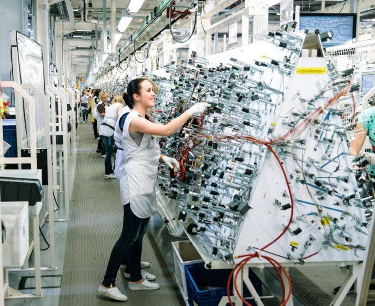 Завод автомобильных деталей Pass в г. Opalenica (Познань)