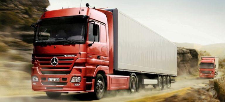Водители категорий С – Е для грузовых перевозок по всей Европе