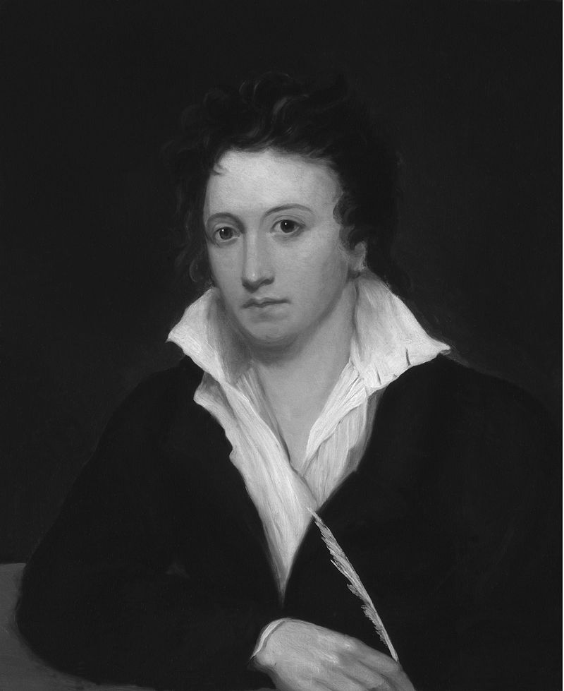 Percy Shelley | Polyarchive