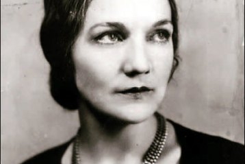 author Katherine Anne Porter