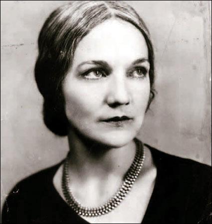 author Katherine Anne Porter