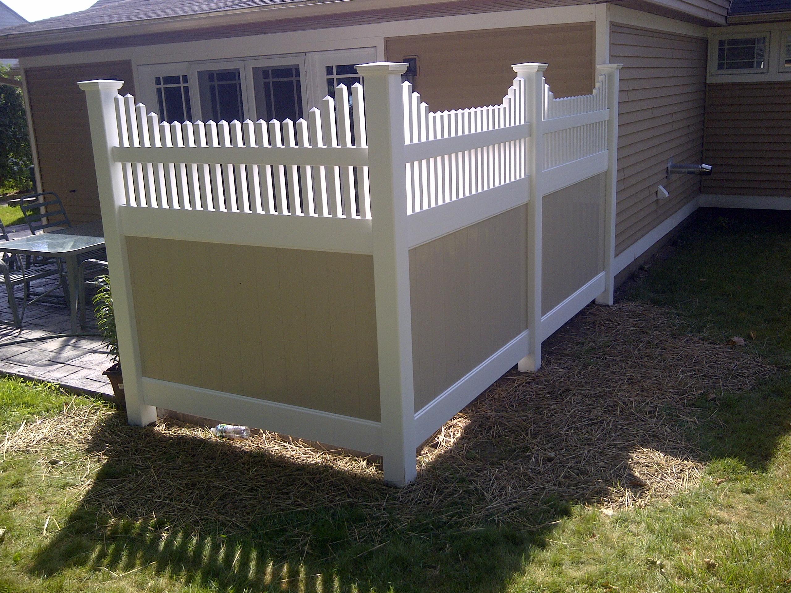 poly enterprises fencing decking railing