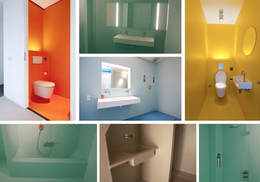 Wc En Badkamers : Badkamer met douche wc amersfoort paul aldenkamp badkamers