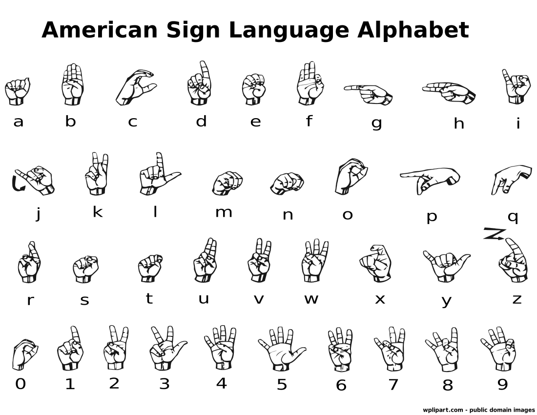American Sign Language My Experience