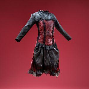 Bloody Horror Goth Dress