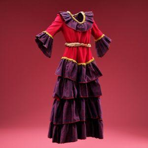 Colorfull Dancer Dress