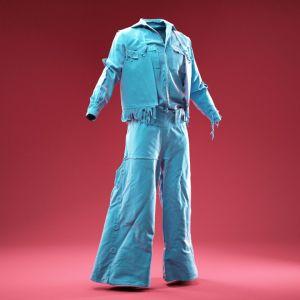 Jacket Cowboy Horror Cosplay Costume