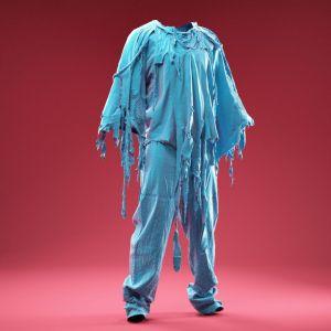 Rags Horror Costume