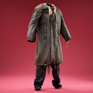 Tall Coat Costume