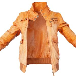 Vintage Jacket Light Brown