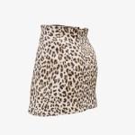 Leopard Print Sexy Skirt