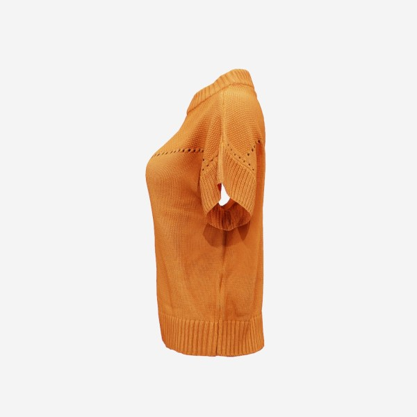 Orange Pull Top