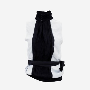 Sleeveless Shirt Belt