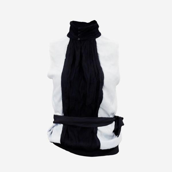 Sleeveless Shirt Belt