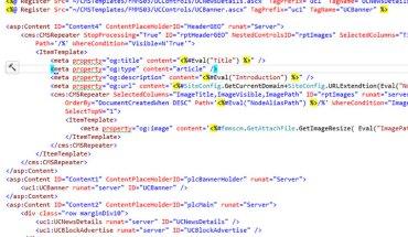 Dùng CMSRepeater để hiển thị dữ liệu trong Kentico CMS
