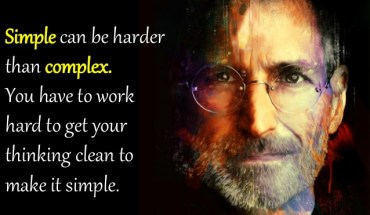 ― Steve Jobs ― (Image: Google)