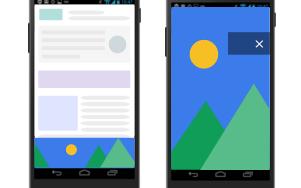 """Google AdSense cung cấp định dạng """"Quảng cáo cấp trang mới"""""""