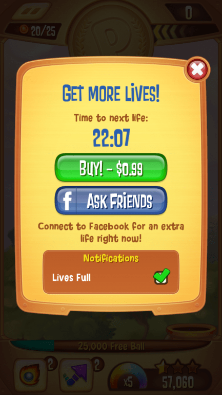 Peggle Blast for iOS is fun but flawed (3/4)