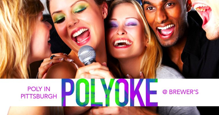 Polyoke: Poly in Pittsburgh Karaoke Night