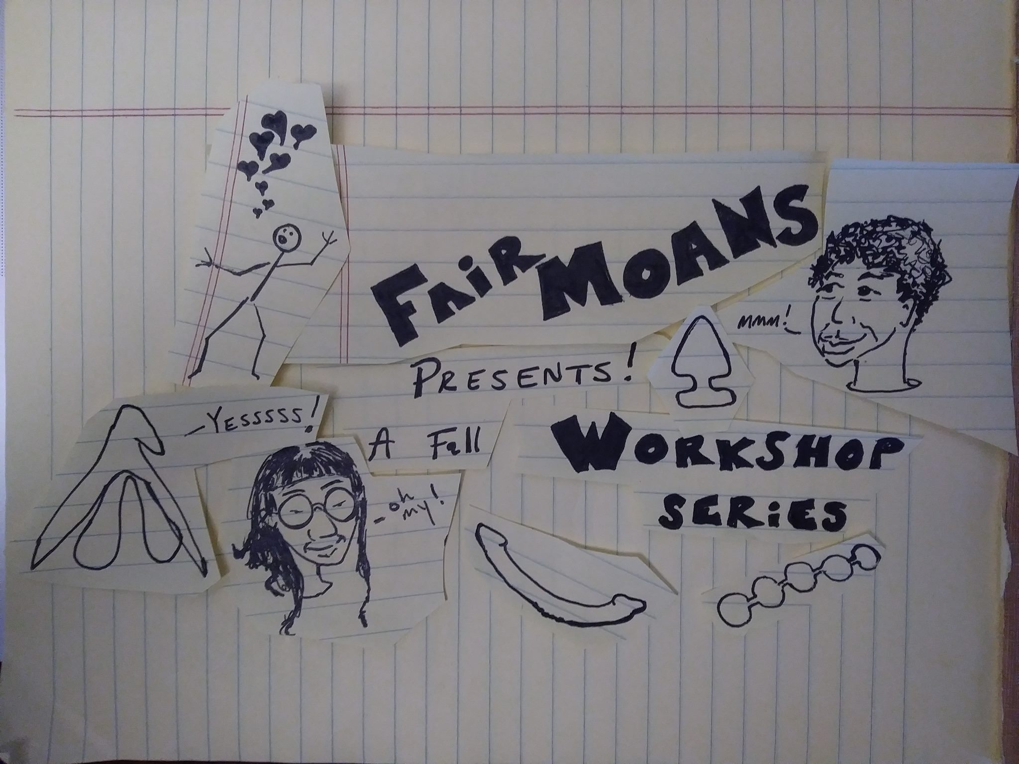 Polyamory Workshop with Fair Moans