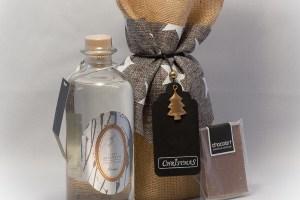 Εταιρικά δώρα, Μαστίχα με Σοκολάτα σε πουγκί, Ποτοποιία Πολυκαλά
