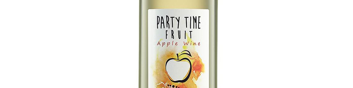 Part Time Apple Fruit Wine