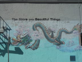 The Dragon With Beautiful Things