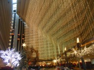Embarcadero Hyatt Regency Christmas Redux