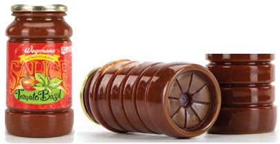 Graham Packaging's ThermaSet Blow Molded PET Bottle
