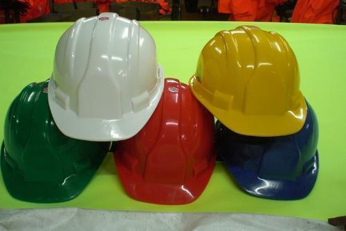 How safety helmet made