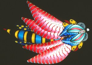 Michael Grove, Insect Brooch, 1996