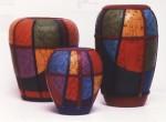 Margaret Maggio, 3 Fable Vessels, 1997