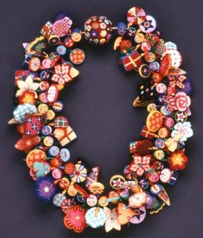 Pier Voulkos, hort Fancy necklace