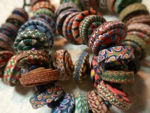 Ovenfried Beads