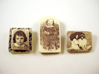 Memory Brooches