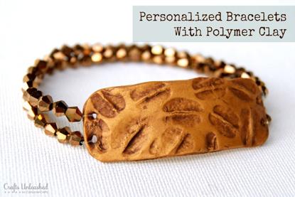 Personalized-clay-DIY-bracelets1