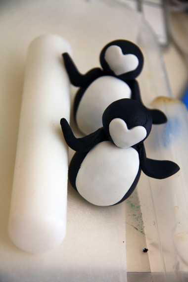 penguincaketoppers