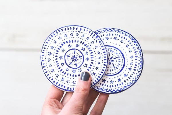 DIY-coasters