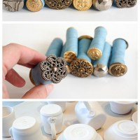 DIY Clay Stamps