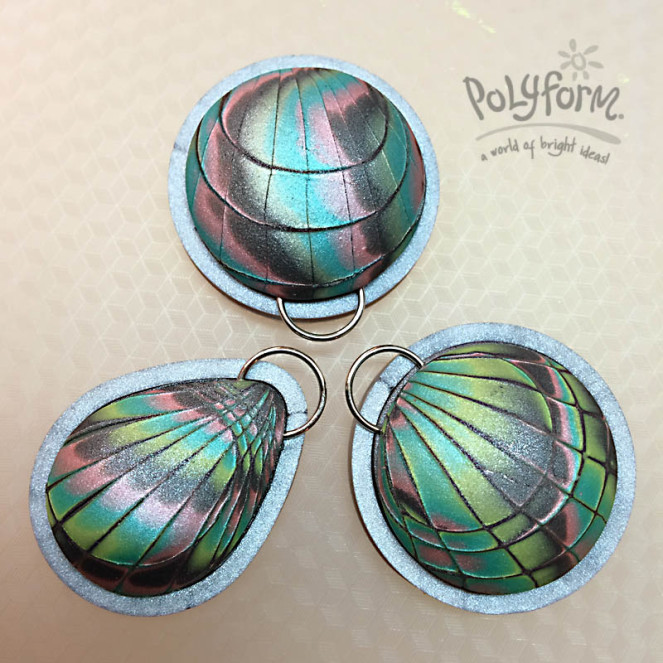 Tutorial Making Your Own Clay Bezels Polymer Clay