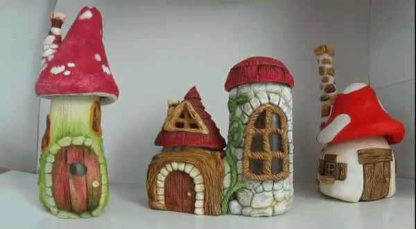 mushroomhouses