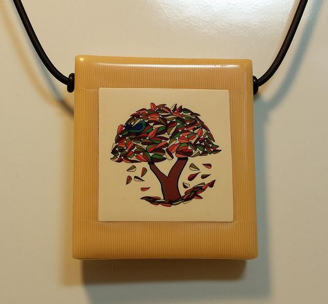 Autumn Tree Cane